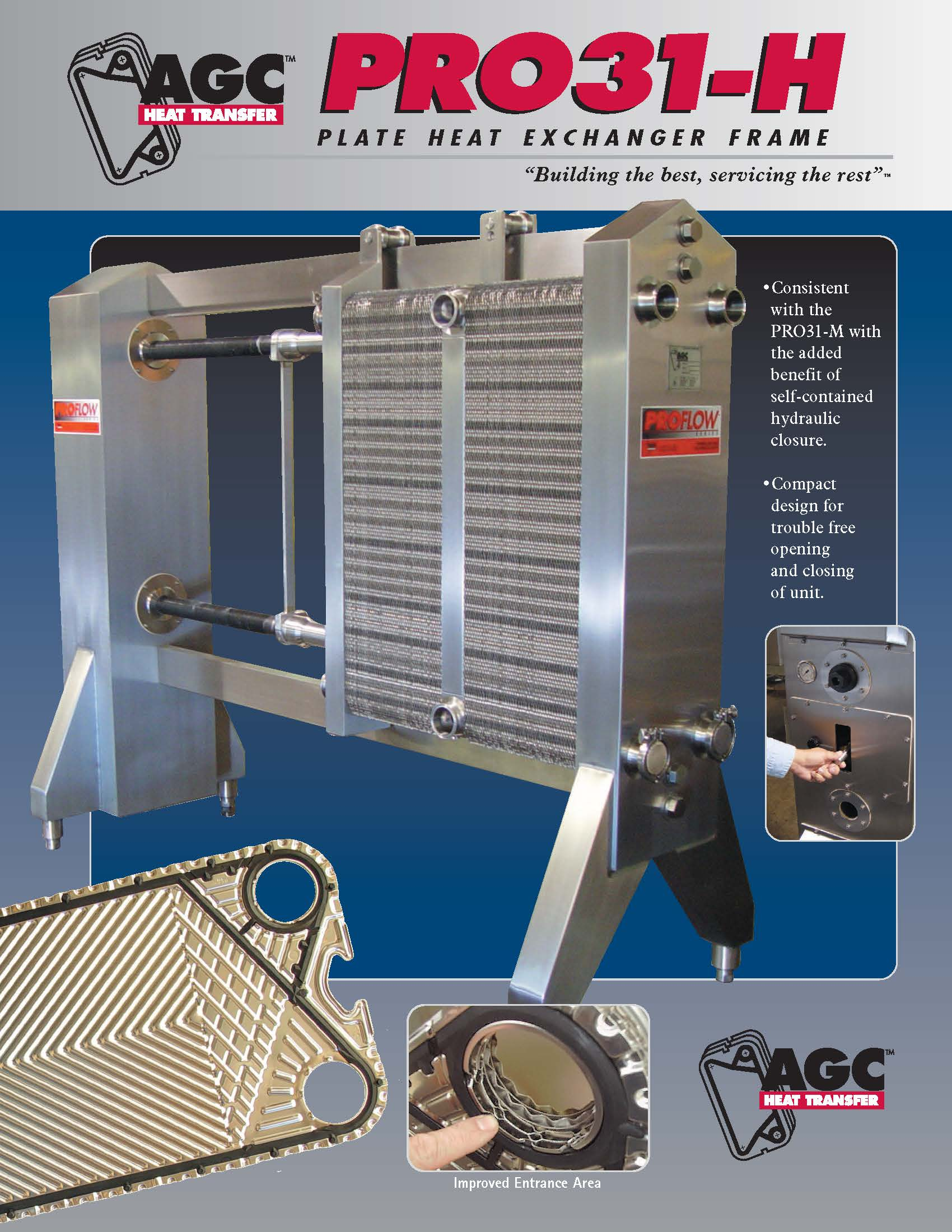 Heat Exchanger Models from AGC Heat Transfer