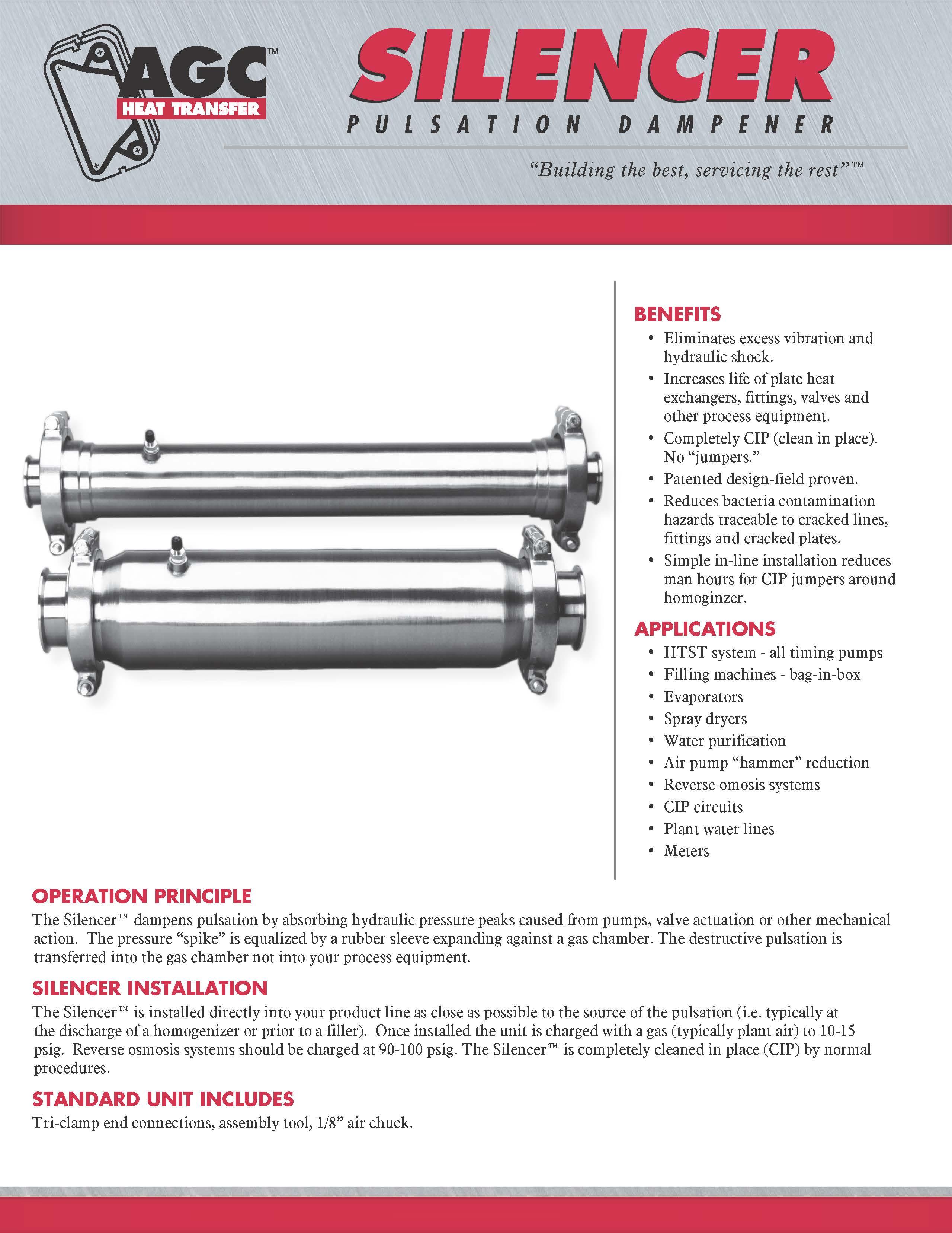AGC Silencer Pulsation Dampener_Page_1