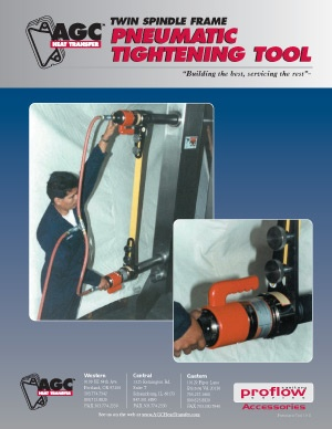 PNEUMATIC TIGHTENING TOOL