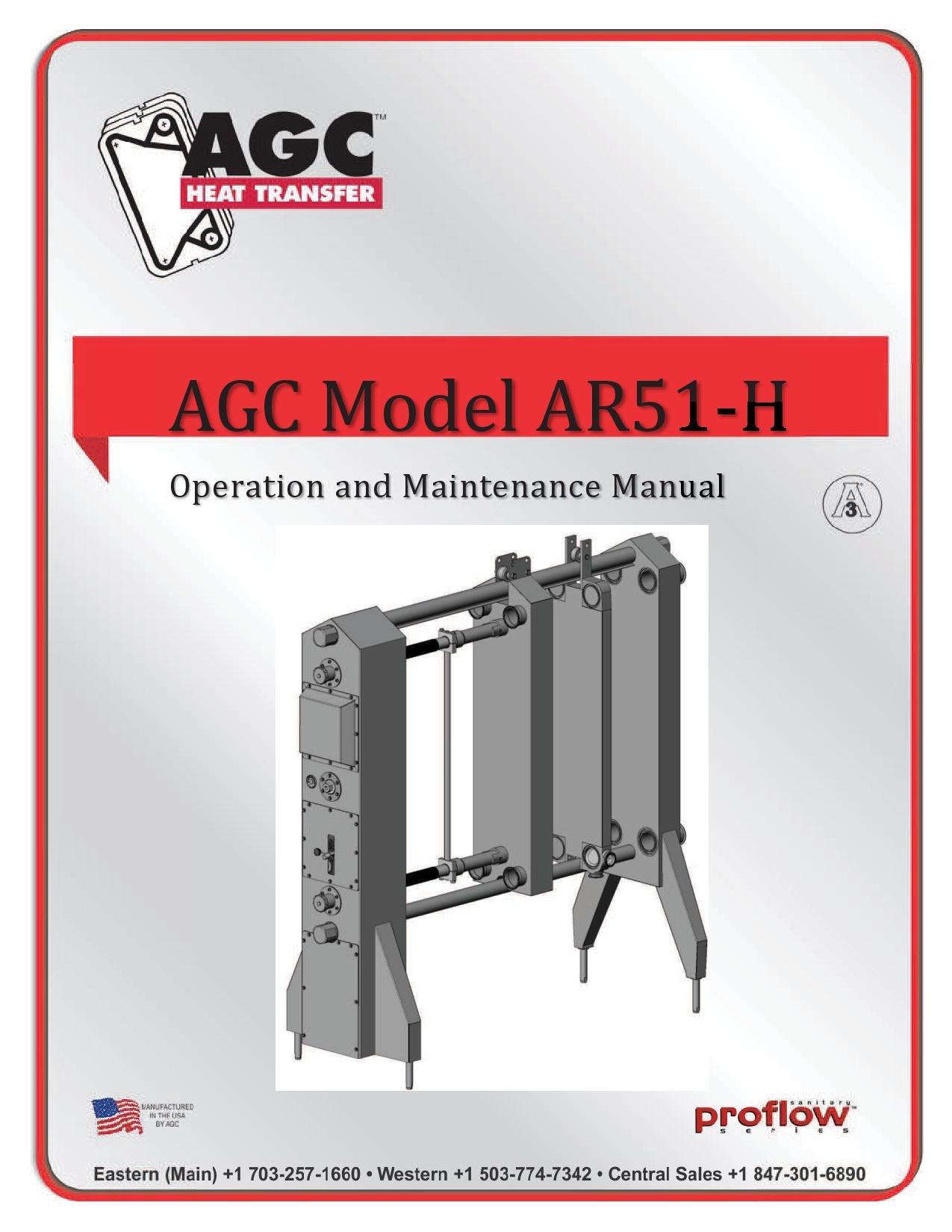 AR51-H OPERATION MANUAL