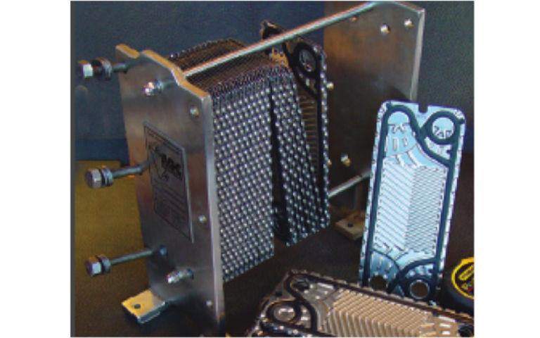 Pilot Scale Heat Exchanger