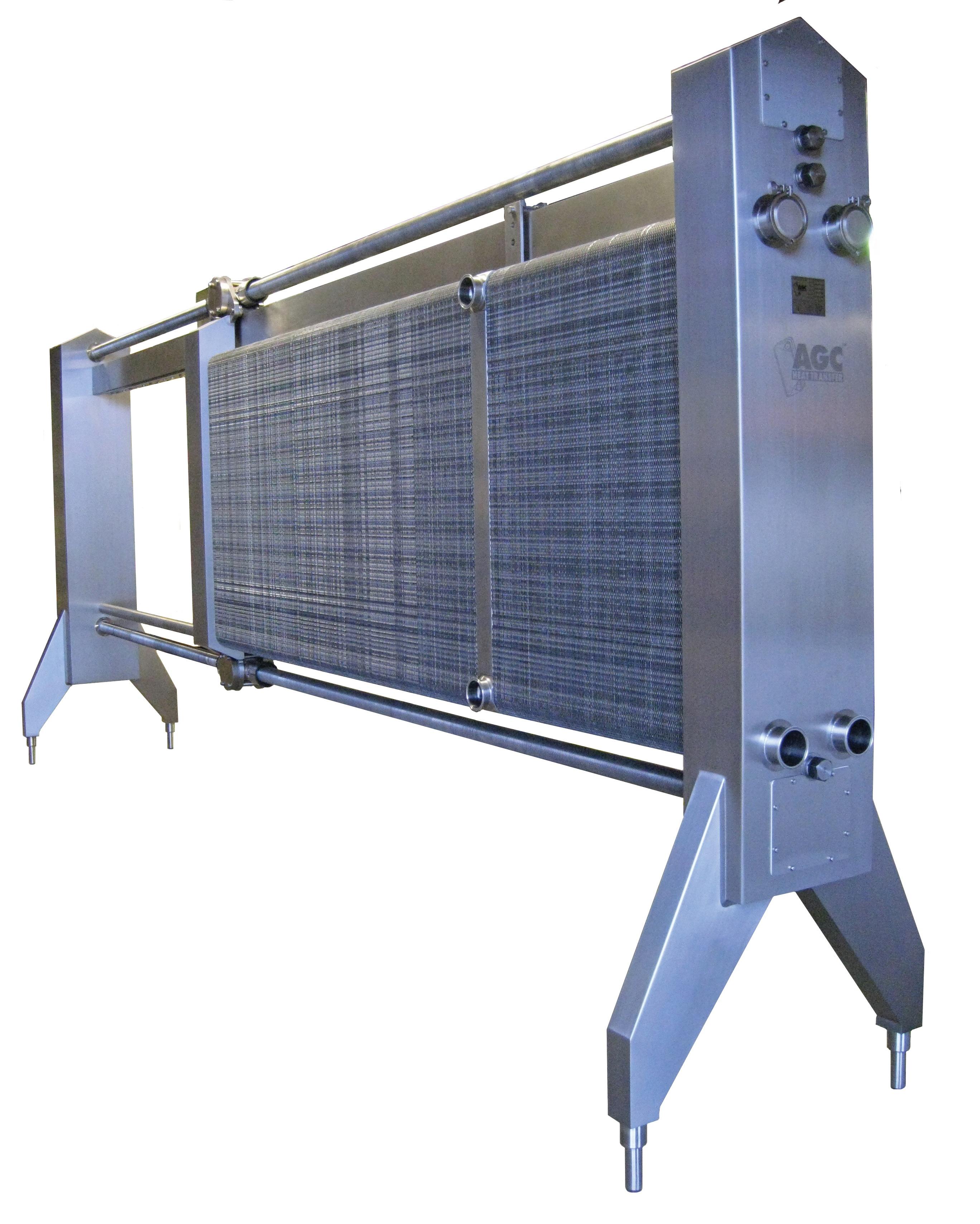 Model AR51-D Hydraulic Frame