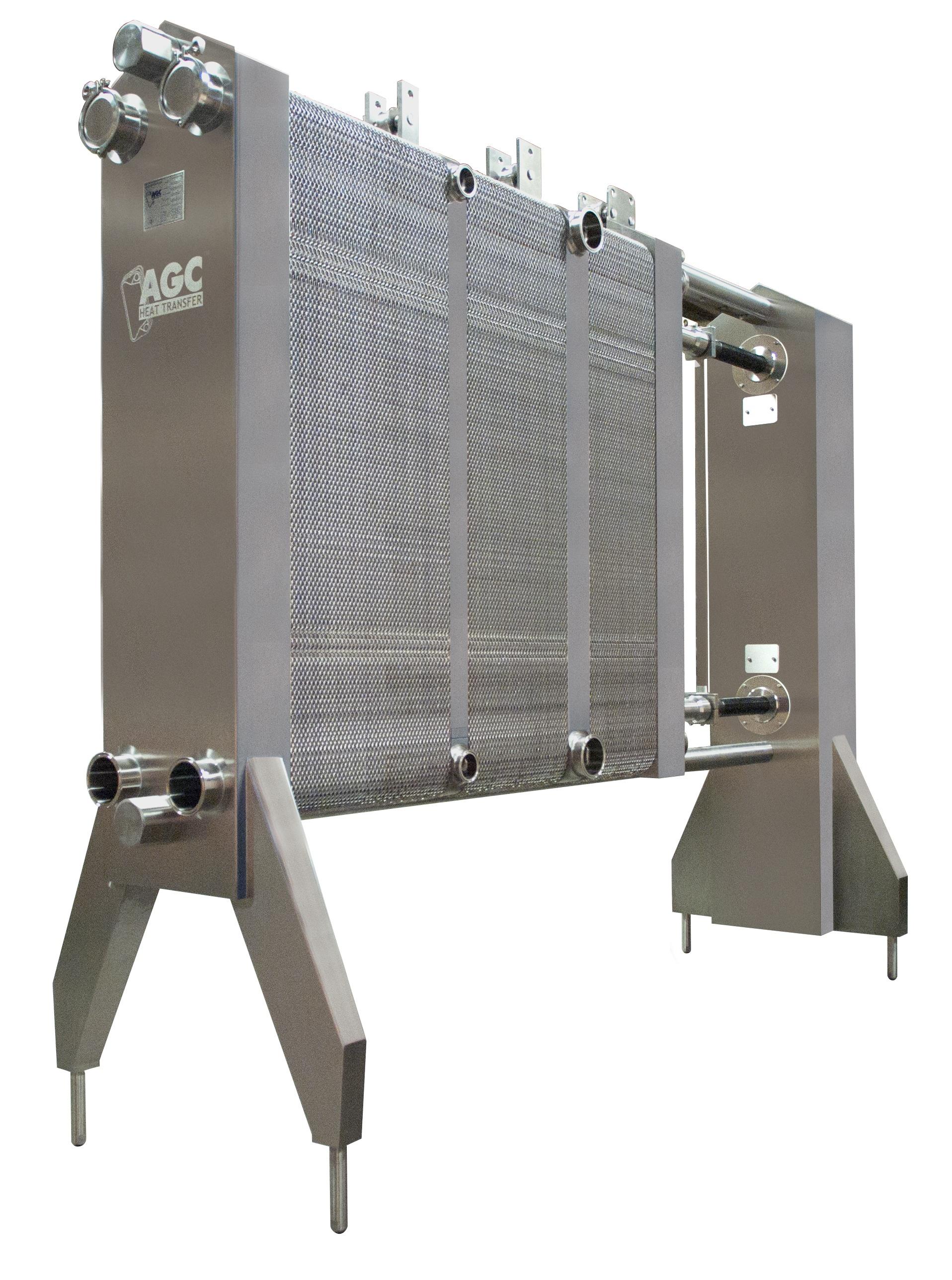 Model AR51-H Hydraulic Frame
